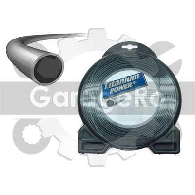 Fir motocoasa Titanium Power 2.5mm - 81m
