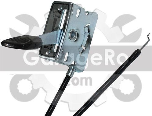 Cablu acceleratie maneta motor