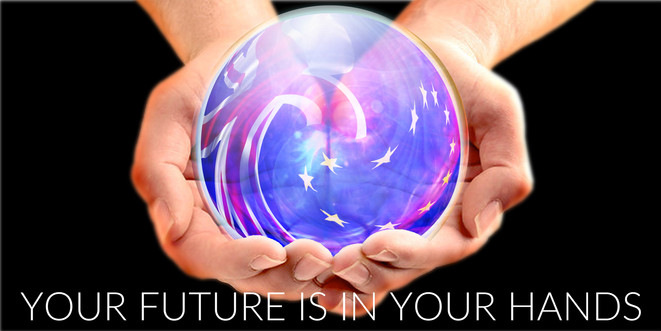 Your Future Is In Your Hands (Kieron Rei