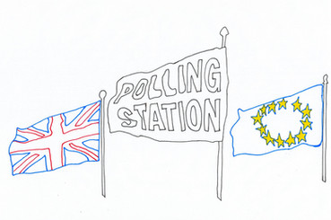 Jasmine Lancaster - Polling station, Vot