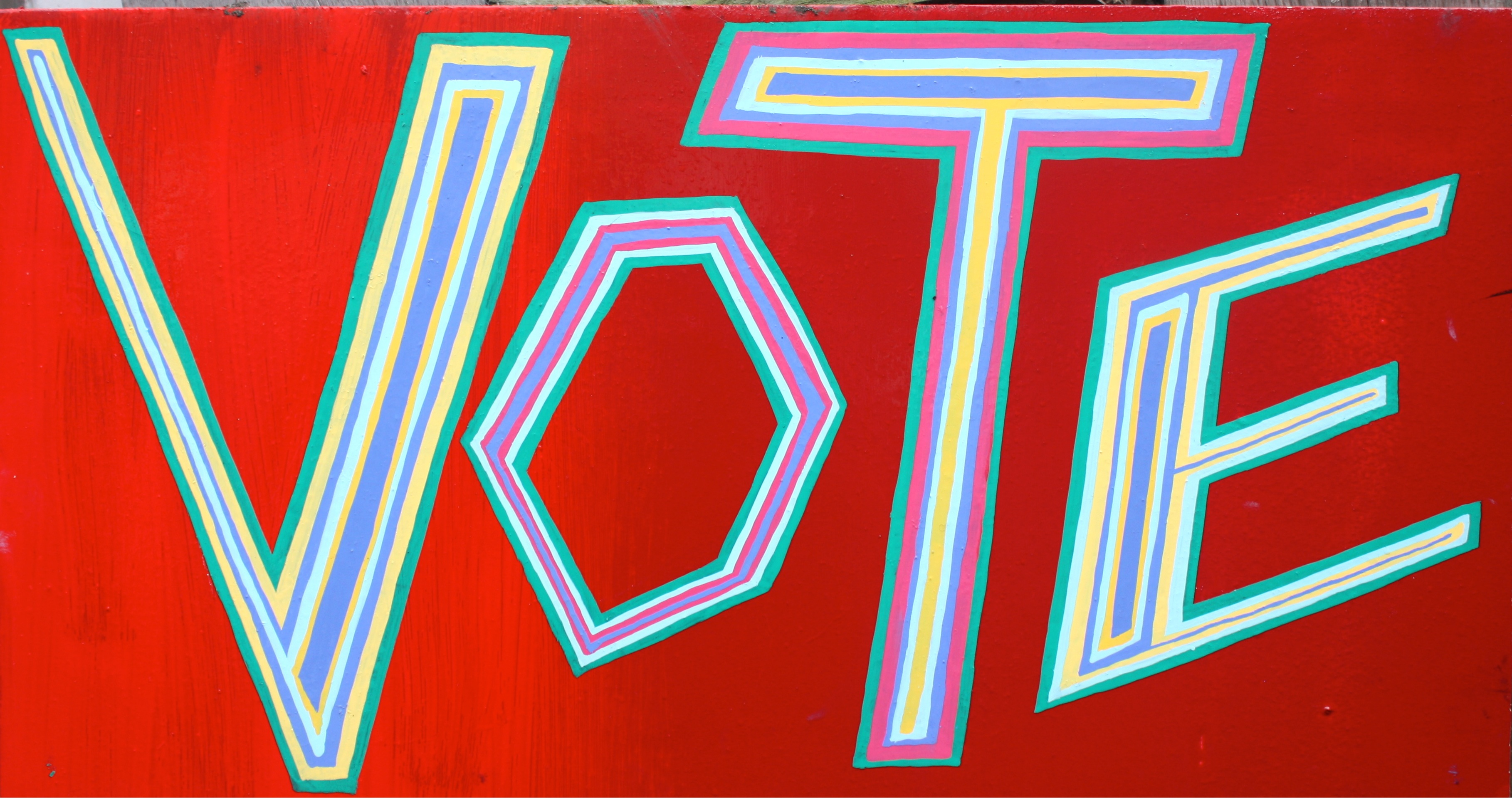 Vote by Bob & Roberta Smith
