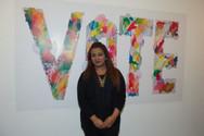 Fatima by work at Peckham Platform.jpg