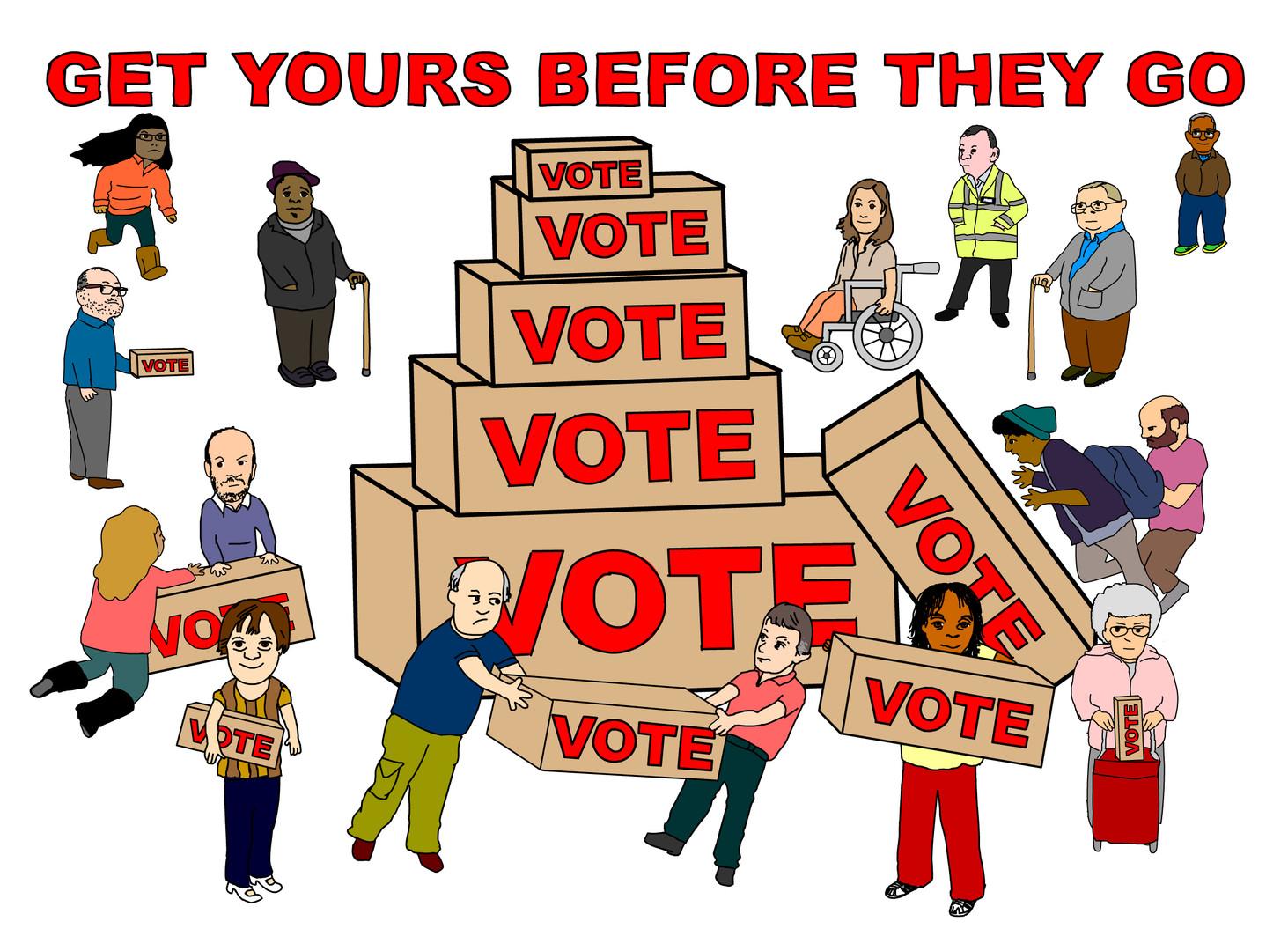 Vote by Janette Paris.JPG