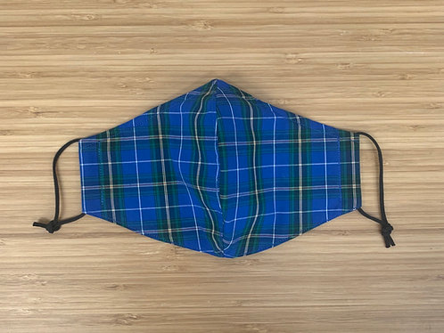 Nova Scotia Tartan Face Mask