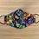 Thumbnail: Technicolour Cats Face Mask