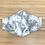 Thumbnail: Batik Ivory Mix Face Mask