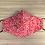 Thumbnail: Red and White Batik Face Mask