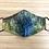 Thumbnail: Batik Tie Dye Multi Face Mask