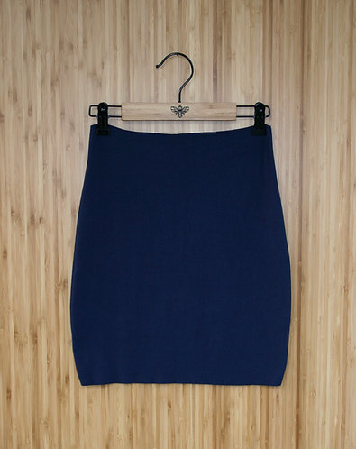 Merino Wool Tube Skirt (fleece lined)