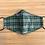 Thumbnail: Cape Breton Tartan Face Mask