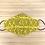 Thumbnail: Neon Mustard Geometric Face Mask