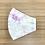 Thumbnail: Batik Pastel Floral Face Mask