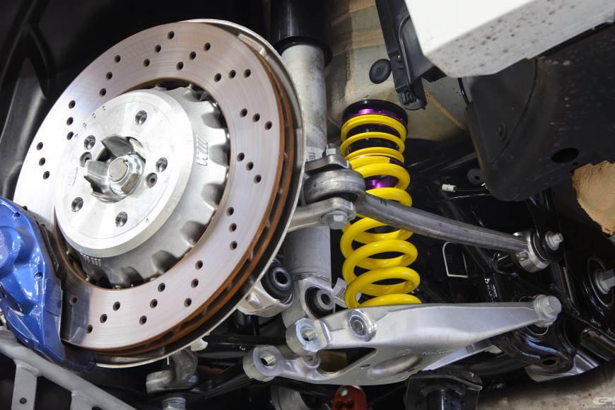 Brakes / Suspension