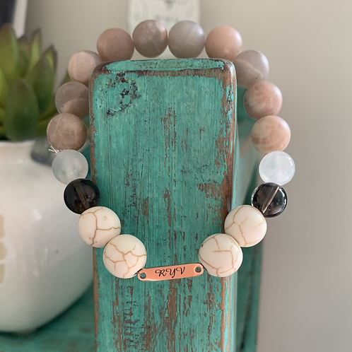 RYV Handmade Crystal Beaded Bracelet Feminine