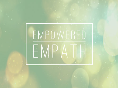 Empowered Empath PDF
