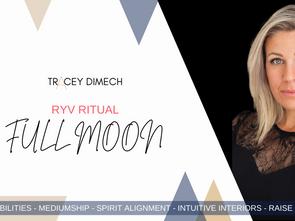 RYV Ritual : Full Moon🌕
