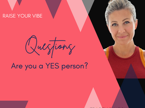 Are you a YES Person?