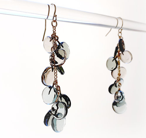 WS Shimmering earrings