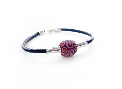 WS Circle Dot Bracelets