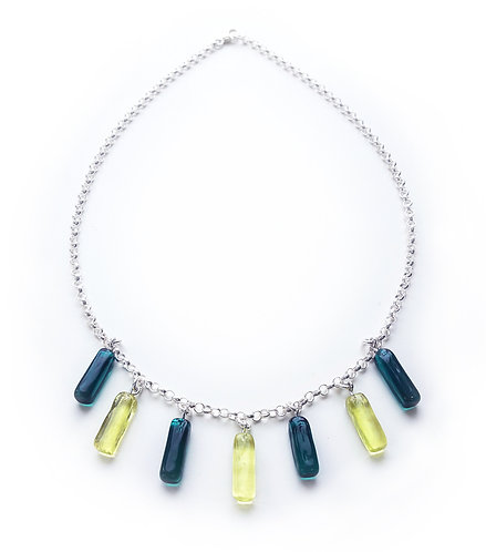 WS Art Deco Necklace
