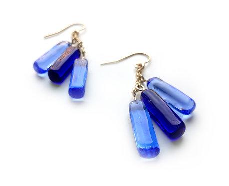 WS Art Deco Earrings