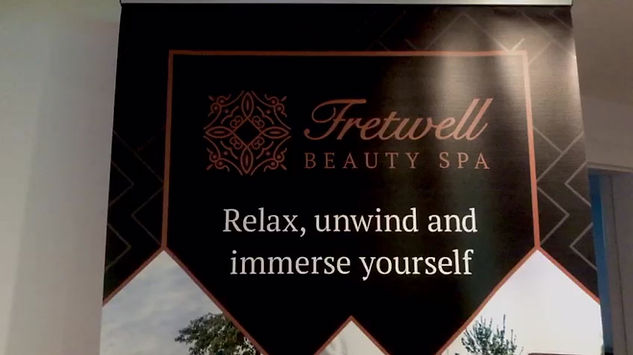 Welcome to Fretwell Beauty at Hellaby Hall Hotel