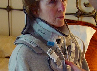 Neck surgery and LifeWalker
