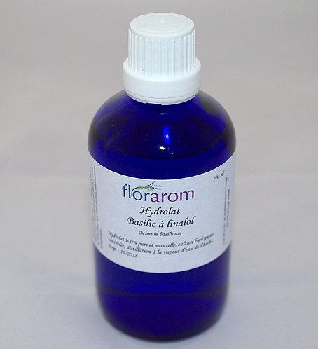 Hydrolat Basilic à linalol