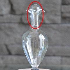 Capuchon anti-poussière en verre pour diffuseur BAO