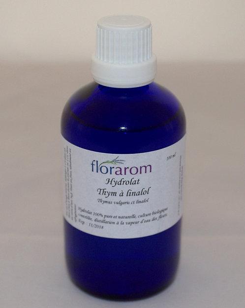 Hydrolat Thym à linalol bio