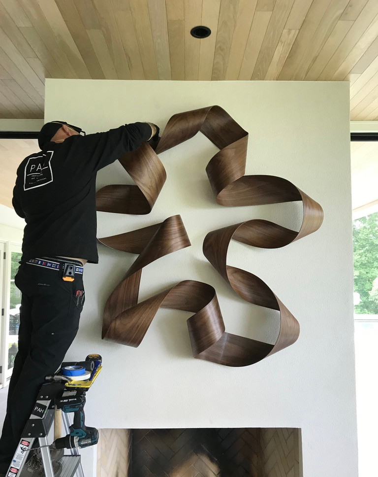 Artwork by Sculptor Jeremy Holmes