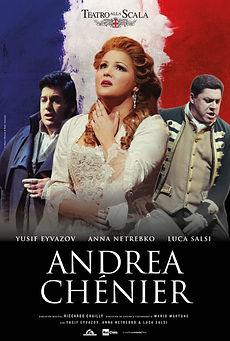 Andrea Chenier - Teatro alla Scala Poste