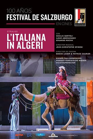L'Italiana in Algeri - Festival de Salzb