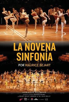 9th Symphony - Bejart Poster Spanish.jpg