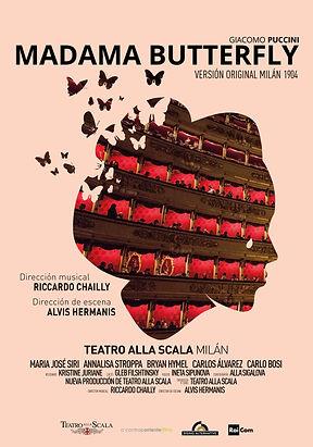 Madama Butterfly  - Teatro alla Scala Po