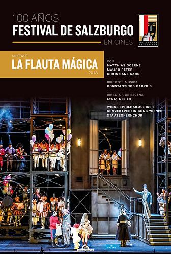 Die Zauberflöte (Steier) - Salzburg Fest