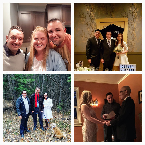Wedding Season is Never Over
