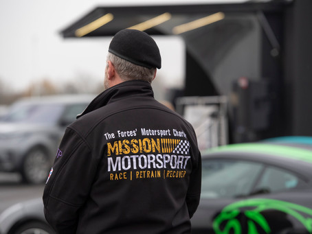 Christmas comes early for Mission Motorsport with £9,000 donation from SSGC