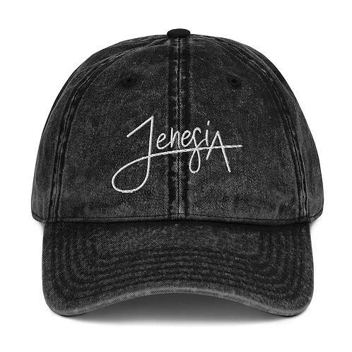 Jenesia Vintage Dad Hat