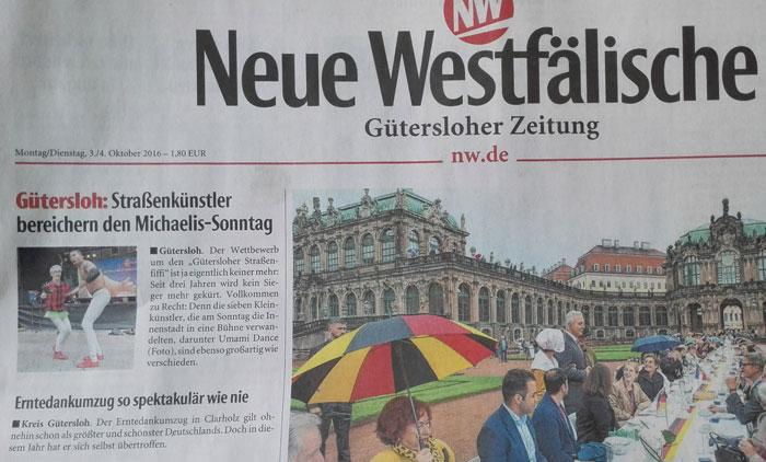 Gütersloh Strassenfifi Festival 2016