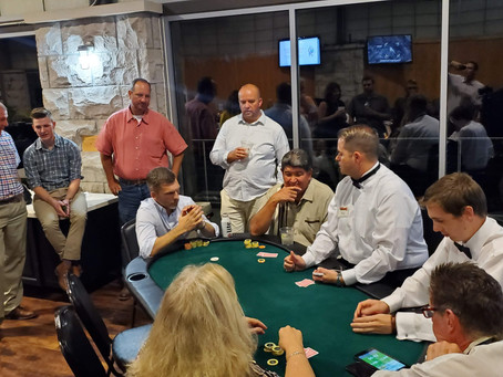 The 12th Annual Texas Hold 'Em