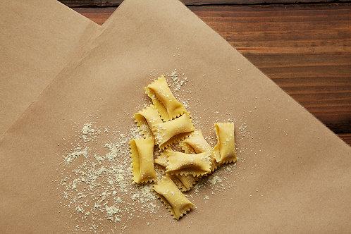 Caramelized Onion & Sheep's Milk Cheese Agnolotti