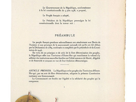 Réforme constitutionnelle : examen du texte en commission des lois