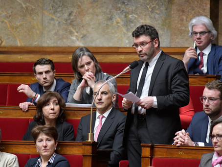 Hémicycle : Organismes extra parlementaires
