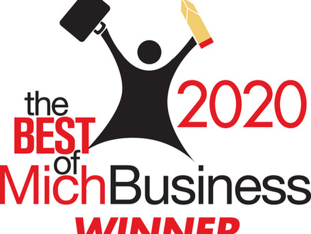 The Computer Guy Wins 2020 Best Of MichBusiness Award