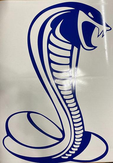 Cobra Snake Sticker (2ft.)