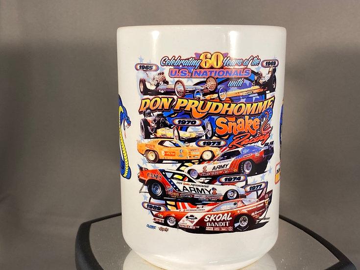Don Prudhomme Funny Cars 1 15oz. Coffee Mug