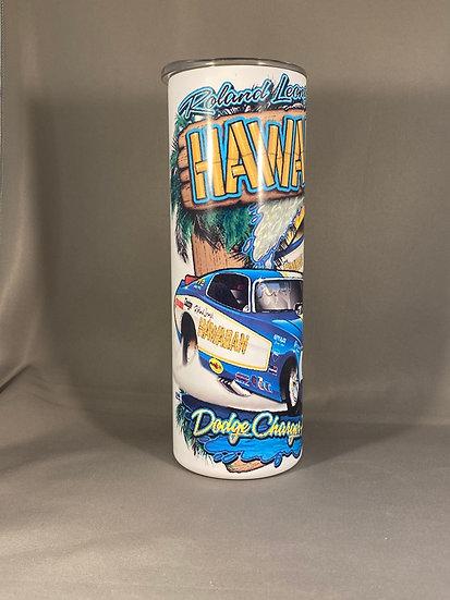 Hawaiian Funny Car 20oz. Tumbler