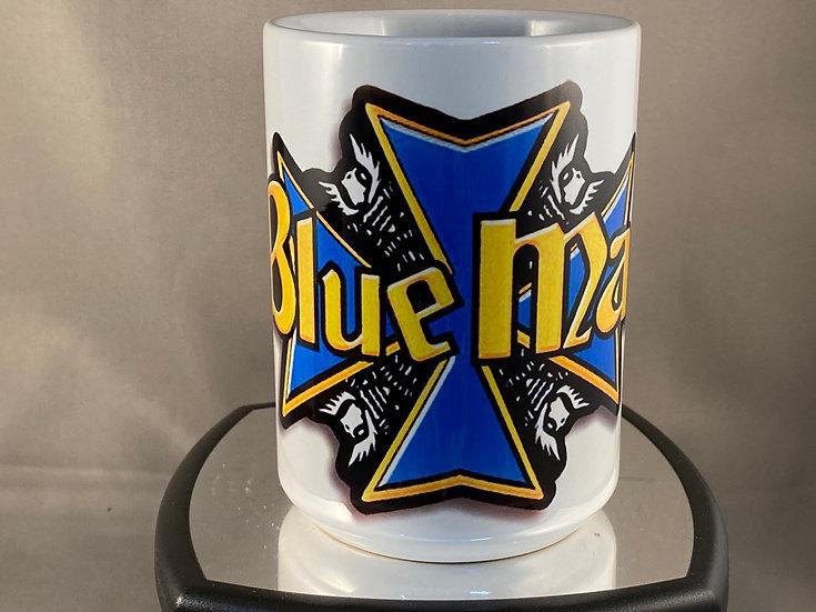 Blue Max Logo 15oz. Coffee Mug