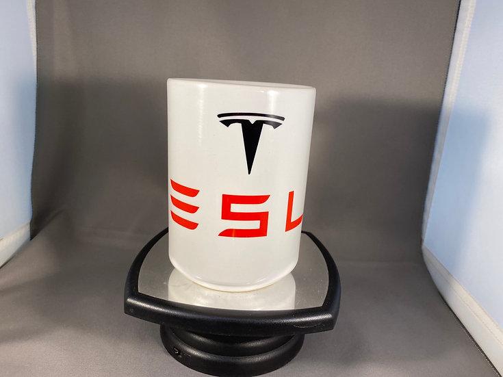 Tesla 15oz. Coffee Mug